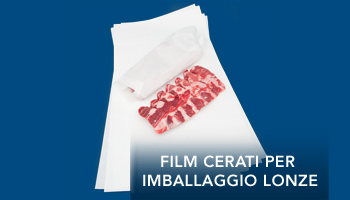 Film cerati per imballaggio lonze - Norstar Corporation